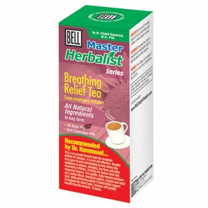 Breathing Relief Tea by Bell Lifestyle Products Inc. - 30 bags