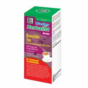 Bronchitis Tea by Bell Lifestyle Products Inc. - 30 bags