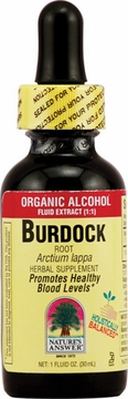 Burdock Root by Nature's Answer - 1oz.