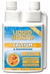 Calcium & Magnesium by Liquid Health Inc. - 32 FL. oz.