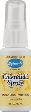 Calendula Spray Non-Alcoholic by Hylands - 1oz.