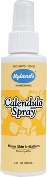 Calendula Spray Non-Alcoholic by Hylands - 4oz.
