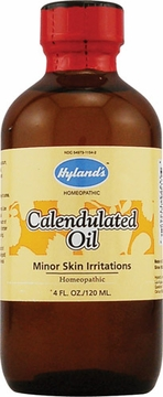 Calendulated Calendula Oil by Hylands - 4oz.