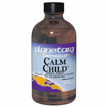Planetary Herbals Calm Child Liquid - 8 Fluid Ounces