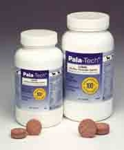 Canine Fatty Acids plus Vitamins & Minerals (for large dogs) by Pala-Tech - 60 Chewable Tablets