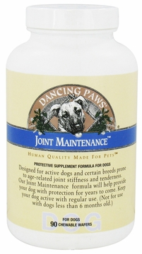 Canine Joint Maintenance by Dancing Paws - 90 Wafers