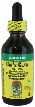 Cat's Claw Inner Bark by Nature's Answer - 2oz.