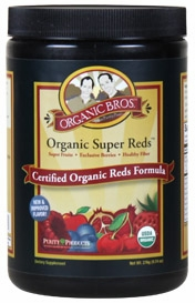 Certified Organic Super Reds by Purity Products - 276 Grams