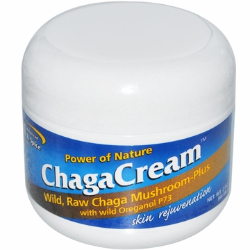 North American Herb & Spice ChagaCream Skin Rejuvenation - 2 Ounces