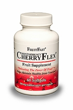 CherryFlex by FruitFast - 60 Softgels