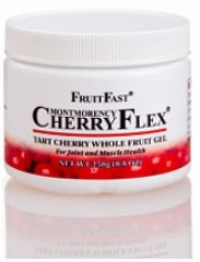 CherryFlex Whole Fruit Gel by FruitFast - 250 g