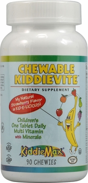 Chewable Kiddievite by Maxi-Health Research - 90 Tablets