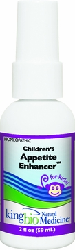 Children's Appetite Enhancer by King Bio - 2oz.
