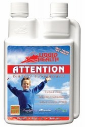 Children's Attention by Liquid Health Inc. - 32 FL. oz.