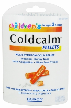 Children's Coldcalm Pellets by Boiron - 2 Doses