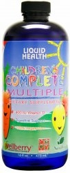 Children's Complete Multiple by Liquid Health Inc. 16 oz.