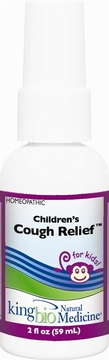 Children's Cough by King Bio - 2oz.