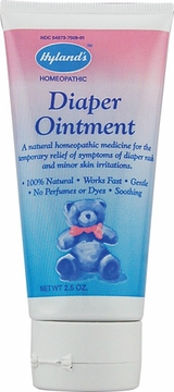 Children's Diaper Ointment by Hylands - 2.5oz.