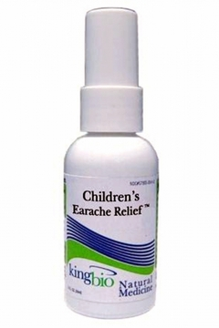 Children's Earache Relief by King Bio - 2oz.