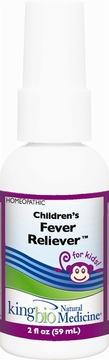 Children's Fever Relief by King Bio - 2oz.