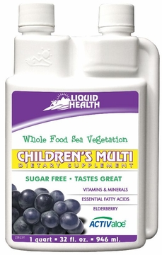 Children's Multiple by Liquid Health Inc. - 32 FL. oz.