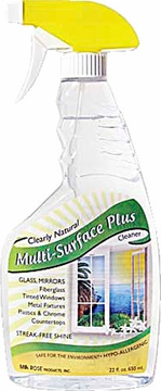 Mia Rose Citri-Glow Multi-Surface Plus Cleaner - 22 Ounces