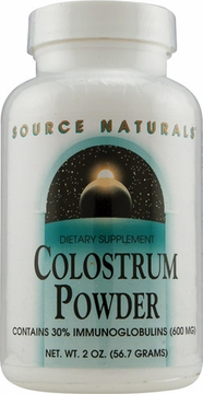 Source Naturals Colostrum Powder - 2 Ounces