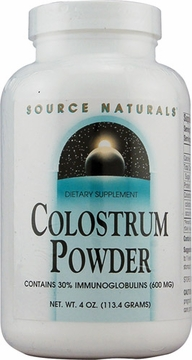 Source Naturals Colostrum Powder - 4 Ounces