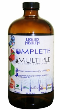 Complete Multiple by Liquid Health Inc. - 32 oz.