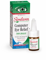 Similasan Computer Eye Relief Drops - 0.33 Fluid Ounces
