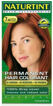 Naturtint Hair Colourants 7.46 (Copper Arizona) - 5.6 Fluid Ounces