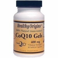 CoQ10 400mg by Healthy Origins - 30 Softgels