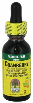 Cranberry Alcohol Free by Nature's Answer - 1oz.