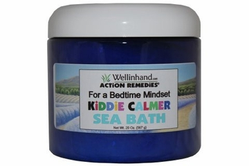 Well In Hand Crystal Comfort Sea Bath Salts Kiddie Calmer - 16 Ounces