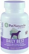 Pet Naturals of Vermont Daily Best Dogs & Puppies-60 Chewable Tablets