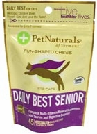 Pet Naturals of Vermont Daily Best Chicken Liver  - 45 Chewables