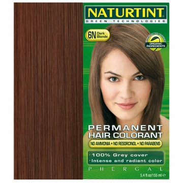 Naturtint Hair Colourants 6N (Dark Blonde) - 5.6 Fluid Ounces