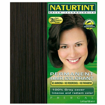 Naturtint Hair Colourants 3N (Dark Chestnut Brown) - 5.28 Fluid Ounces
