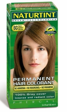 Naturtint Hair Colourants 6G (Dark Golden Blonde) - 5.6 Fluid Ounces