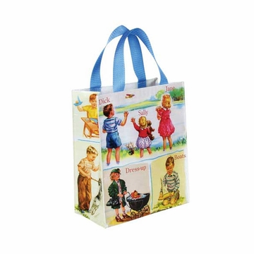 Dick & Jane Handy Tote by Blue Q - 1 Tote
