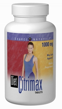 Source Naturals Diet Citrimax 1000 mg - 90 Tablets