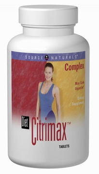 Source Naturals Diet Citrimax Complex - 240 Tablets