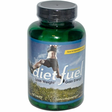 Twinlab Diet Fuel - 120 Tablets