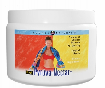 Source Naturals Diet Pyruva-Nectar Drink Mix 760 mg - 11 Ounces