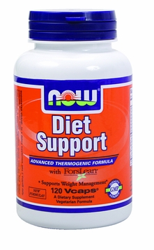 Now Foods Diet Support - 120 Vegetarian Capsules