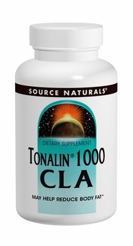 Source Naturals Diet Tonalin CLA 1000 mg - 120 Softgels