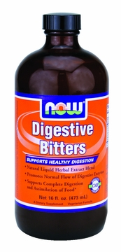 Digestive Bitters by Now Foods - 16oz.