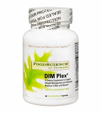 Foodscience of Vermont Simple Steps DIM Plex - 60 Capsules