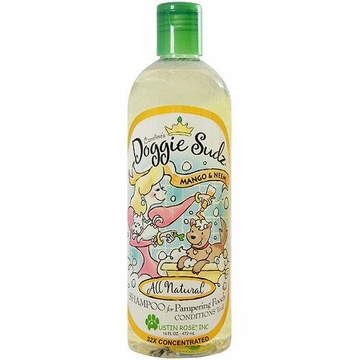 Austin Rose Caroline's Doggie Sudz Shampoo (Mango and Neem) - 16 Ounces