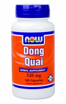 Now Foods Dong Quai 520 mg - 100 Capsules
